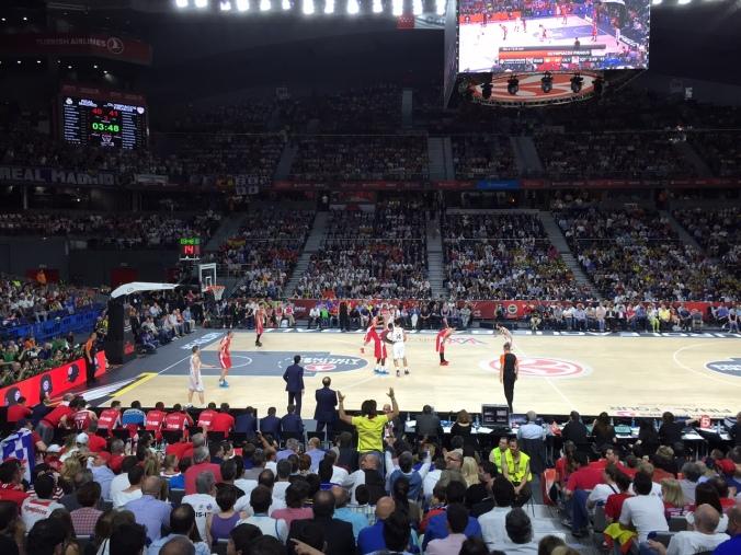 Euroleauge Final Four Basketball Championship Final 2015