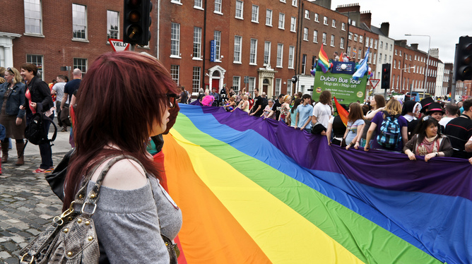 Irish vote Yes for same-sex marriage